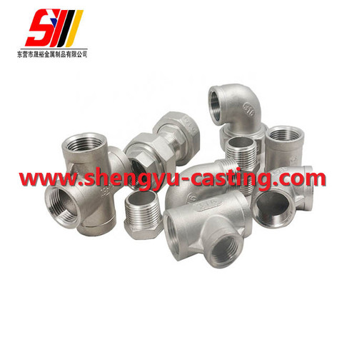 Electric Power Fittings SY04-08